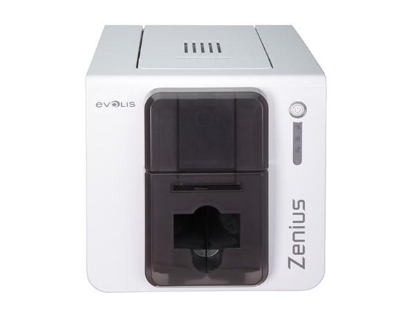 Evolis Zenius Card Printer, Kartendrucker, Imprimante cartes   ☎ 044 800 16 30   mobit.