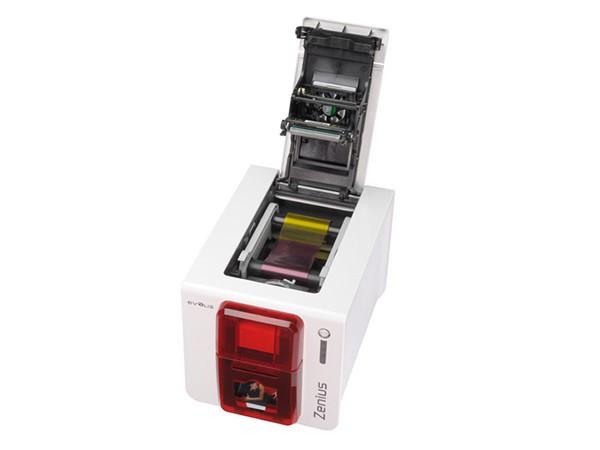 Evolis Zenius Card Printer, Kartendrucker, Imprimante cartes   ☎ 044 800 16 30   mobit