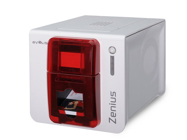 Evolis Zenius Card Printer, Kartendrucker, Imprimante cartes   ☎ 044 800 16 30   mobit.ch