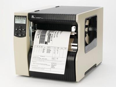 Zebra 220Xi4 Label Printer, Etikettendrucker, Imprimante d'étiquettes | mobit