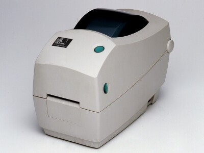 Zebra TLP2824 Label Printer, Etikettendrucker, Imprimante d'étiquettes | mobit