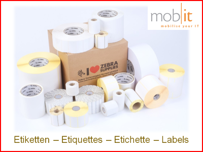 Etiketten - Labels - Etiquettes | MOB-LABELS | ☎ 044 800 16 30, info@mobit.ch