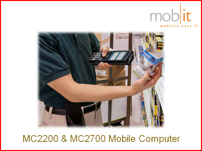 Zebra MC2200 / MC2700 Mobile Computer | ☎ 044 800 16 30, info@mobit.ch
