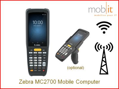 Zebra MC2700 Mobile Computer   ☎ +41 44 800 16 30, info@mobit.ch