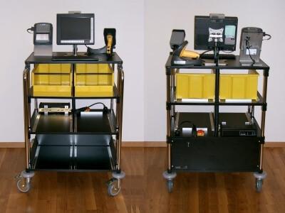 Computer Carts, Mobile Arbeitsplätze, Chariots informatiques | ☎ 044 800 16 30 | mobit.