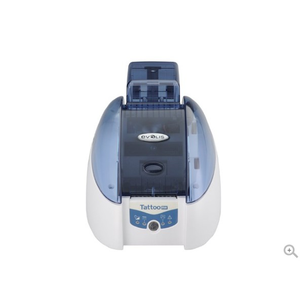 Evolis Tattoo2 RW Card Printer; Kartendrucker; Imprimante cartes | ☎ 044 800 16 30 | mobit
