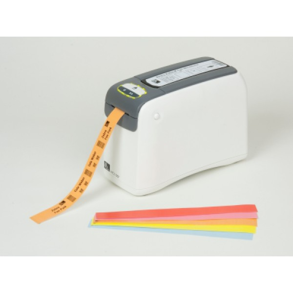 Zebra HC100   Wristbands, Armbänder, Bracelets   ☎ 044 800 16 30   mobit