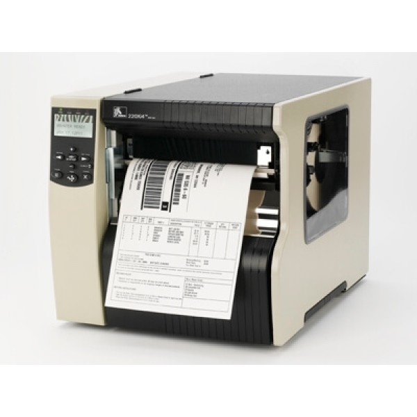 Zebra 220Xi4 Label Printer, Etikettendrucker, Imprimante d'étiquettes | mobit