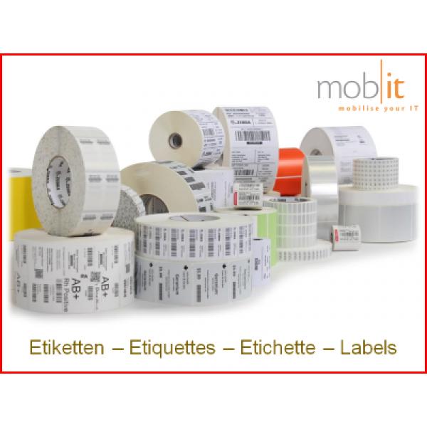 Etiketten - Labels - Etiquettes | MOB-LABELS | ☎ 044 800 16 30, info@mobit.ch