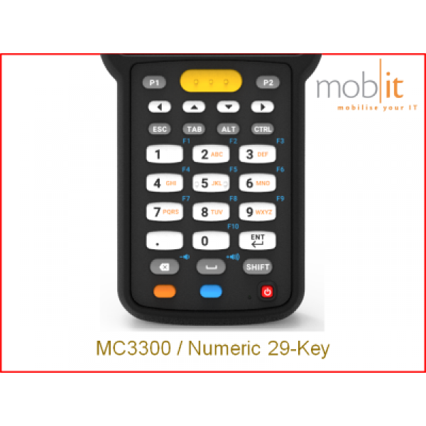 Zebra MC3300 Keypad 29-Key
