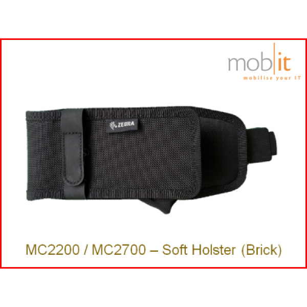 Zebra MC22 / MC27 Mobile Computer, Holster | ☎ +41 44 800 16 30, info@mobit.ch