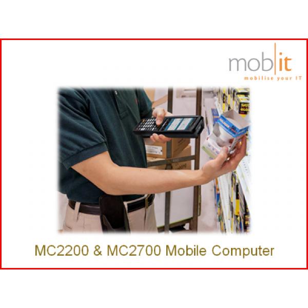 Zebra MC2200 / MC2700 Mobile Computer   ☎ 044 800 16 30, info@mobit.ch