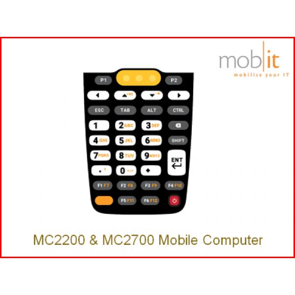 Zebra MC2200 / MC2700 Mobile Computer, Keys   ☎ 044 800 16 30, info@mobit.ch