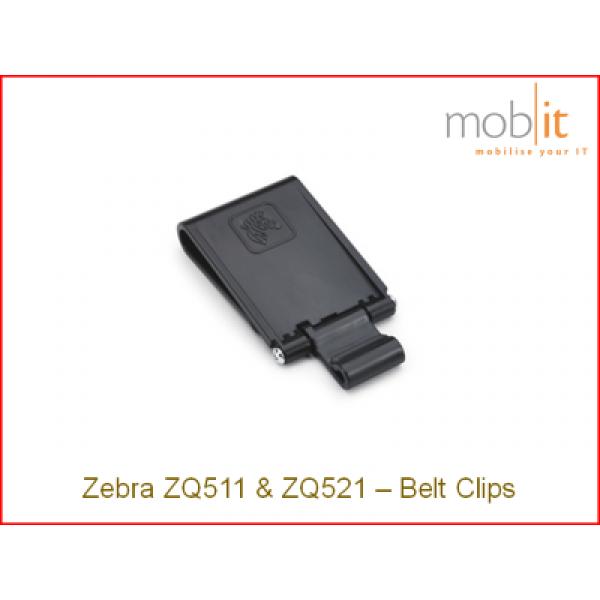 Zebra ZQ500 Belt Clip | P1063406-040 | ☎ 044 800 16 30, info@mobit.ch
