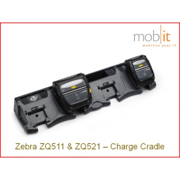 Zebra ZQ500 Charge Cradle | P1063406-053 | ☎ 044 800 16 30, info@mobit.ch