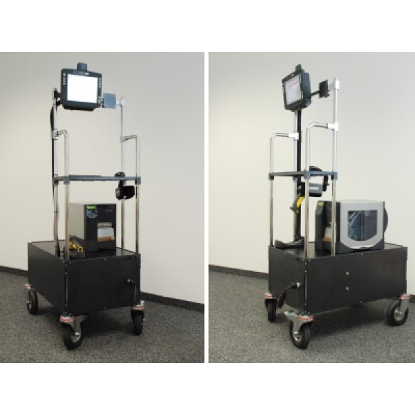 Computer Carts, Mobile Arbeitsplätze, Chariots informatiques | ☎ 044 800 16 30 | mobit
