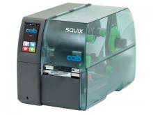 cab SQUIX 4M Label Printer, Etikettendrucker, Imprimante d'étiquettes, Stampante per etichette | ☎ 044 800 16 30, mobit.ch