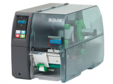 cab SQUIX 4P Label Printer, Etikettendrucker, Imprimante d'étiquettes | ☎ 044 800 16 30 | mobit.ch