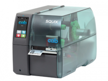 cab SQUIX 4 Label Printer, Etikettendrucker, Imprimante d'étiquettes | ☎ 044 800 16 30 | mobit.ch