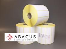 Abacus Etiketten 89 x 28 mm