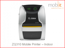 Zebra ZQ310 | Mobile Printer - mobiler Drucker - Imprimante mobile | mobit.ch