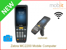 Zebra MC2200 Mobile Computer, Camera | info@mobit.ch, ☎ +41 44 800 16 30