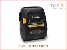 Zebra ZQ511   Mobile Printer, Mobiler Drucker, Imprimante mobile   mobit.ch