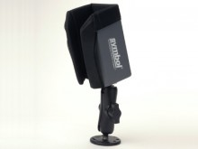 Special vehicle holder - Zebra industrial scanner
