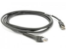 USB Cable (Series A Connector, 7ft. Straight)