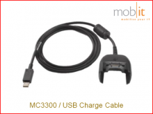 MC3300 USB Charge Cable