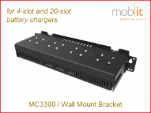 MC3300 Wall Mount Bracket