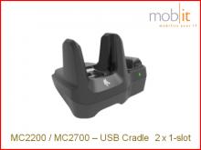 MC2200/MC2700 Station de base pour 1 terminal et 1 batterie