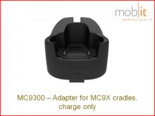 Adaptateur MC9300 sur stations de recharge MC9X, charge only
