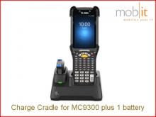 Station de recharge pour Zebra MC9300 et battérie, 1 slot