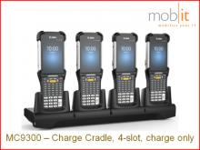 Station de recharge pour Zebra MC9300, 4-slot, charge only