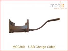 Câble USB et de recharge pour Zebra MC9300