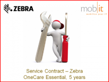 RS419 - 5 Ans Zebra OneCare Essential
